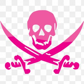 Pirates Of The Caribbean - Jolly Roger Piracy Pirates Of The Caribbean Decal Clip Art PNG