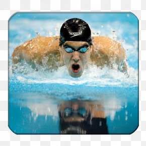 Swimming - Michael Phelps Swimming At The Summer Olympics 2016 Summer Olympics Freestyle Swimming Olympic Games PNG