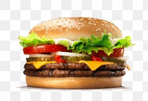 Burger King - Whopper Hamburger Cheeseburger Burger King Grilled Chicken Sandwiches Chile Con Queso PNG