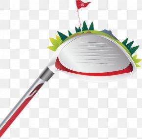 Golf Clubs - Golf Ball Golf Club Poster PNG