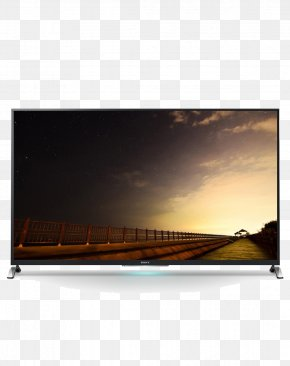 Ultra-high-definition LCD TV Dual-channel Stereo - High-definition Television Liquid-crystal Display Computer Monitors PNG