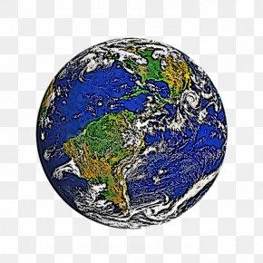 Sphere Globe - Earth Planet World Globe Sphere PNG