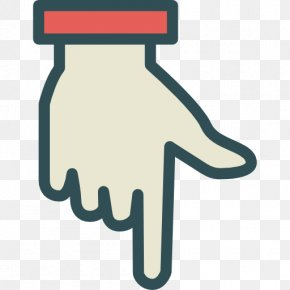 Hand - Index Finger Pointing Clip Art PNG