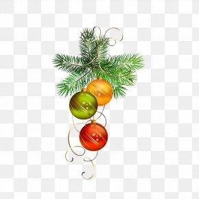 2016 Christmas Ornament Christmas TreeBall - New Year PNG