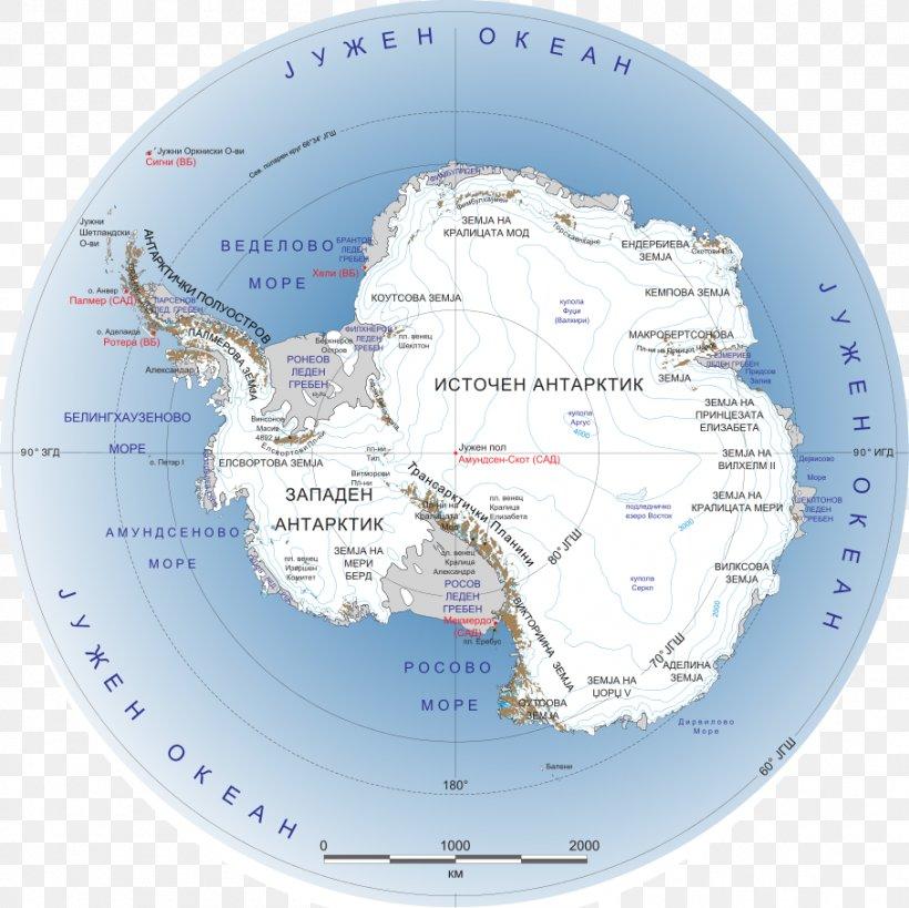 Antarctic Circle South Pole Map Ross Embayment, PNG ...
