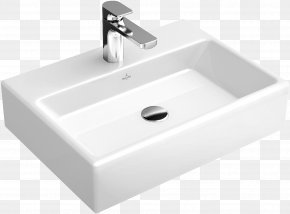 Sink - Villeroy & Boch Sink Tap Bathroom Piping And Plumbing Fitting PNG