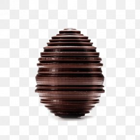 Chocolate - White Chocolate Easter Egg PNG