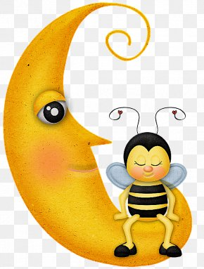 Honey Bee - Honey Bee Insect Flower Clip Art PNG