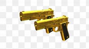 CrossFire Trigger Firearm Pistol Weapon PNG