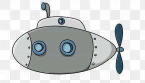 Cartoon Submarine - Submarine Public Domain Clip Art PNG