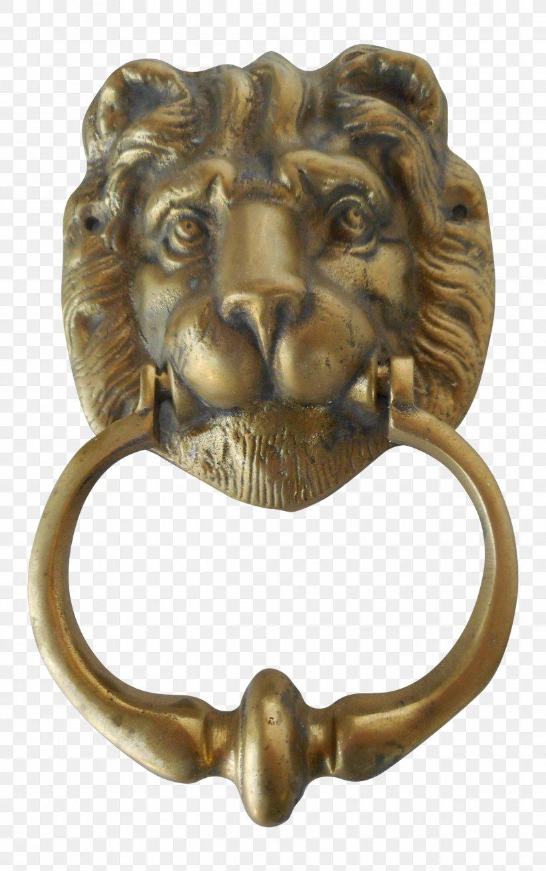 Door Knockers Lion Br Bronze Png