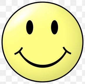 Smiley - Smiley Emoticon Face Clip Art PNG