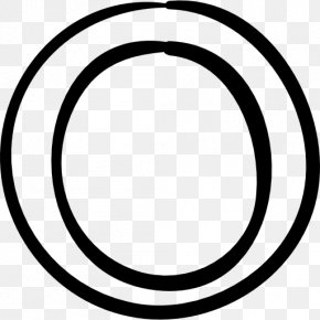 Ring Lines - Circle Shape Clip Art PNG