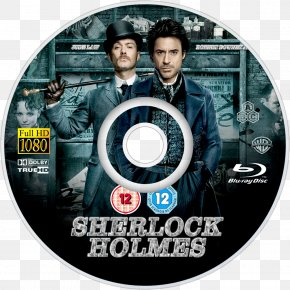 Sherlock Holmes Hat - Sherlock Holmes Blu-ray Disc Film DVD 0 PNG