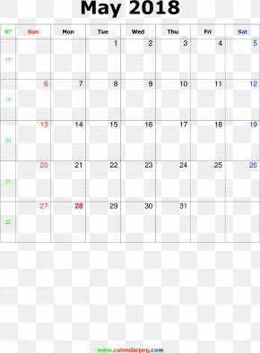 Month Of May Calendar - Calendar November 0 1 Month PNG