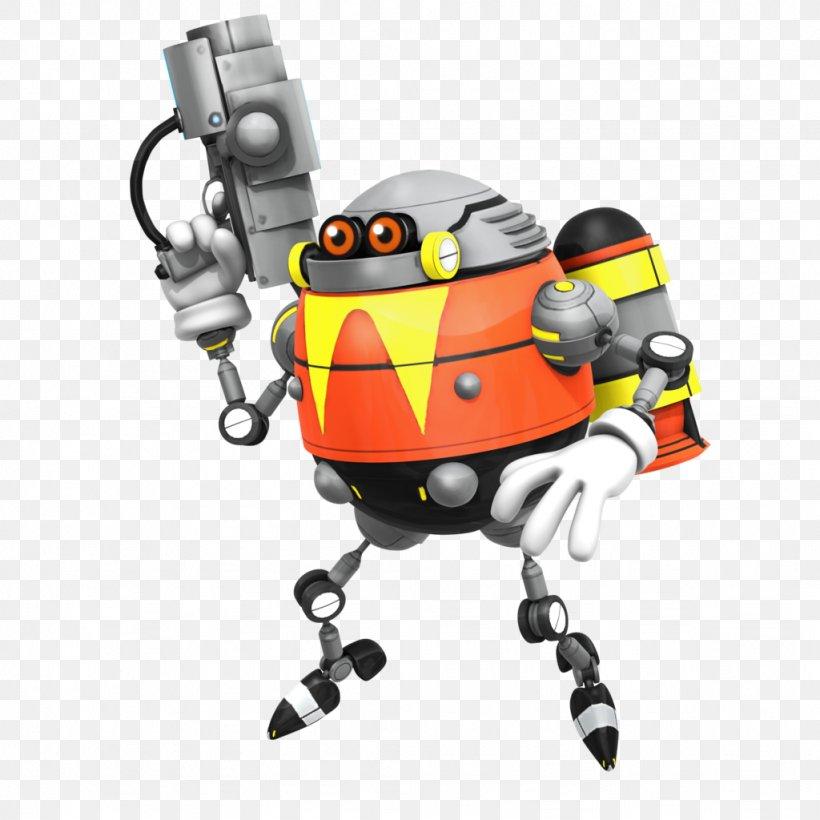 Robot Sonic The Hedgehog Doctor Eggman Egg Robo Tails Png 1024x1024px Robot Character Doctor Eggman Egg