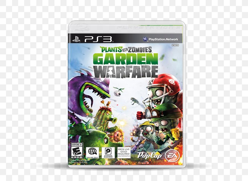 Plants Vs. Zombies: Garden Warfare 2 Xbox 360 Minecraft, PNG, 600x600px, Plants Vs Zombies Garden Warfare, Action Figure, Fictional Character, Game, Minecraft Download Free