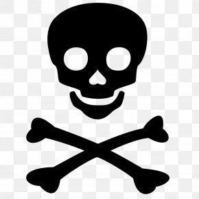 Skull - Skull And Crossbones Human Skull Symbolism Skull And Bones PNG