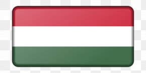 Flag - Flag Of Austria Flag Of Hungary Flag Of Paraguay PNG
