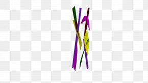 Line - Logo Plant Stem Line Font PNG
