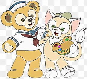 Sticker Teddy Bear - Teddy Bear PNG