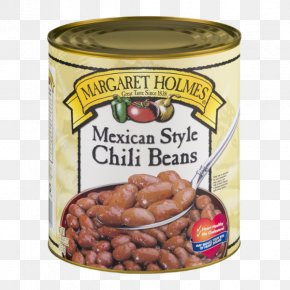 Vegetable - Chili Con Carne Vegetarian Cuisine Baked Beans Mexican Cuisine PNG