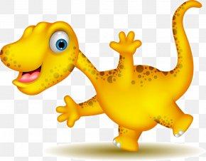 Dinosaur - Dinosaur Cartoon Clip Art PNG