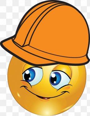 Engineer Cliparts - Smiley Engineering Emoticon Clip Art PNG