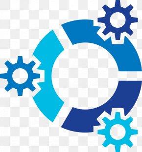Operations Vector Drawing - Kubuntu Linux Logo Operating Systems PNG