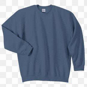 T-shirt - T-shirt Sleeve Crew Neck Hoodie Sweater PNG