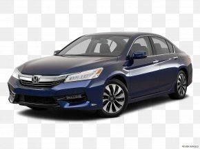 Honda - 2017 Honda Accord Hybrid Car Toyota Camry PNG