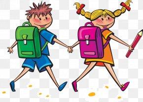Stud - School Child Education Clip Art PNG