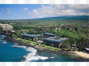 Hotel - Kailua Castle Kona Reef Honl's Beach Resort Hotel PNG
