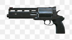 Spaceship - CrossFire Weapon Revolver RSh-12 Firearm PNG