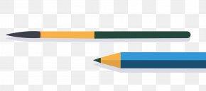 Pencil Brush - Pencil Angle PNG
