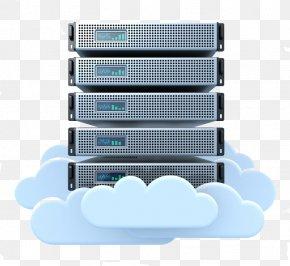 Cloud Computing - Cloud Computing Computer Servers Cloud Storage Web Hosting Service Data Center PNG