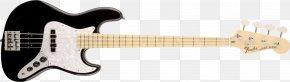 Guitar - Fender Precision Bass Fender Jazz Bass V Fender Geddy Lee Jazz Bass Bass Guitar PNG