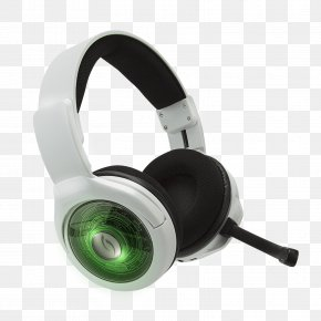 Headset - Xbox 360 Wireless Headset PlayStation 4 Headphones Audio PNG