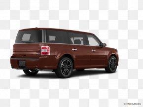 Car - Car 2018 Ford Flex SEL MINI Sport Utility Vehicle PNG