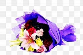 Magenta Rose - Rose PNG