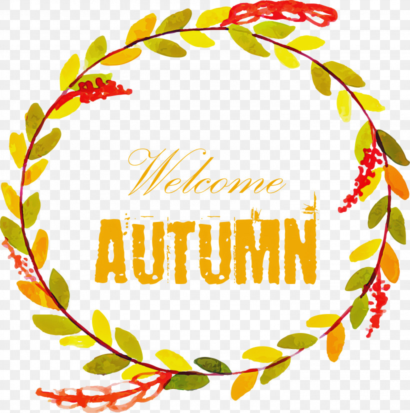 Hello Autumn Welcome Autumn Hello Fall, PNG, 2978x3000px, Hello Autumn, Cut Flowers, Drawing, Floral Design, Floristry Download Free