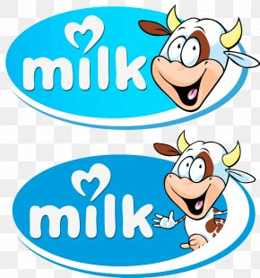 Milk - Milk Cattle Logo Clip Art PNG