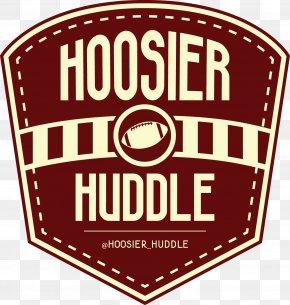 Footballhuddle - Indiana Hoosiers Football Indiana University Bloomington Huddle American Football PNG