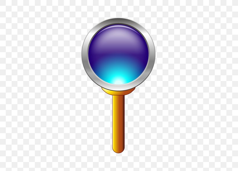 Magnifying Glass Euclidean Vector, PNG, 591x591px, Magnifying Glass, Blue, Glass, Magnification, Magnifier Download Free