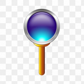 Creative Vector Magnifying Glass - Magnifying Glass Euclidean Vector PNG