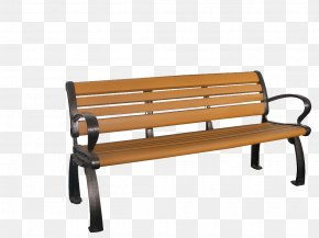 Park Bench - Table Bench Chair Park Wood PNG