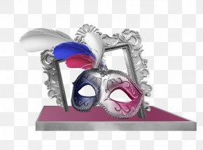 Venetian Masks - Mask Icon PNG