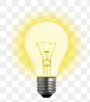 Electric Light Bulb - Incandescent Light Bulb Electric Light Lighting PNG