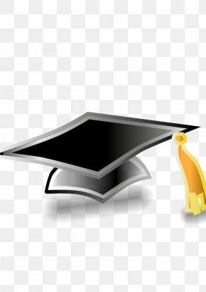 Cap - Square Academic Cap Doctorate Doctoral Hat Clip Art PNG