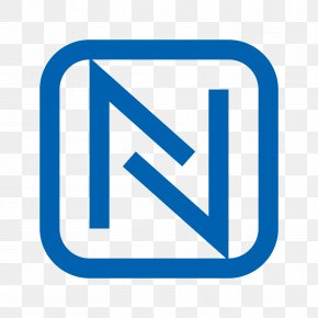 N - Near-field Communication Mobile Phones Symbol PNG